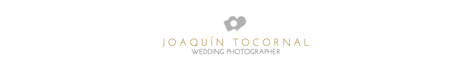 Fotografos bodas Barcelona, Tarragona | Joaquin Tocornal | Fotografos Bodas Barcelona, Tarragona, Castellon, LLeida. logo