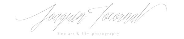 Joaquín Tocornal   Fine Art Wedding Photography logo