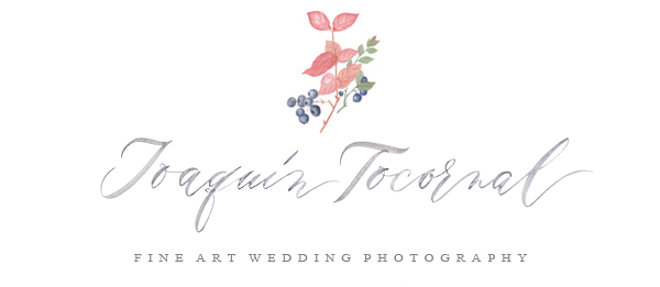 Joaquín Tocornal | Fine Art Wedding Photography logo